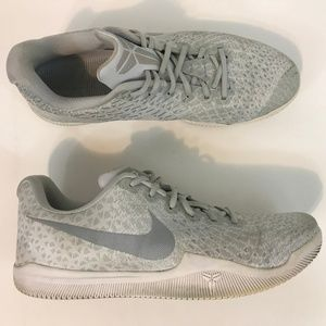Nike Kobe Mamba Instinct Mens Size 12 Platinum